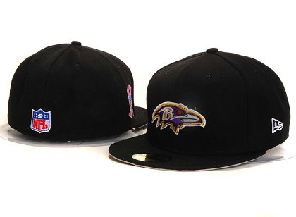 Baltimore Ravens New Type Fitted Hat YS 5t02